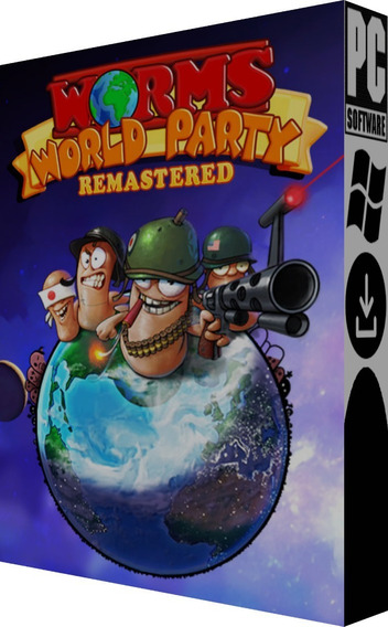 Worms World Party Remastered - Pc - Digital