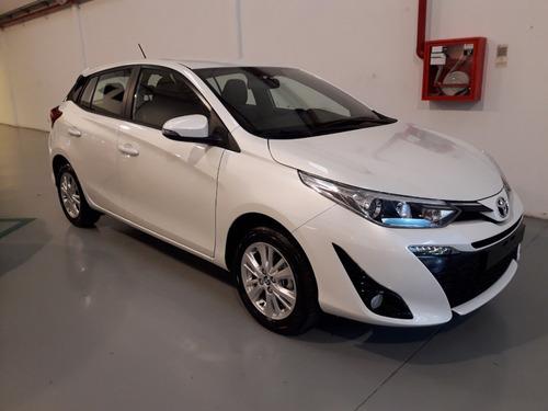 Toyota Yaris Xls 1.5 Cvt Automatico 5p Hatchback
