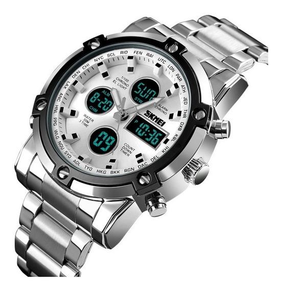Relógio Masculino Skmei Original