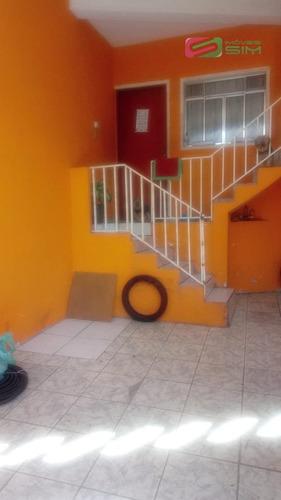 Imagem 1 de 15 de Casa Sobrado Em Vila Carmosina - São Paulo - 4580