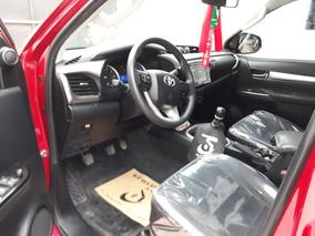 Toyota Hilux 2.4 Cd Sr 150cv 4x2 2017