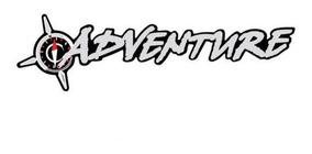 Emblema Adesivo Adventure Para Fiat Strada Em Vários Modelos