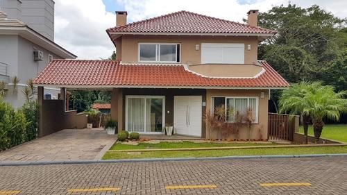 Casa À Venda, 153 M² Por R$ 850.000,00 - Villa Lucchesi - Gravataí/rs - Ca2014