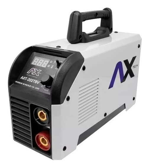Soldadora Inversor Axt-202tbv Bi Voltaje 200 A