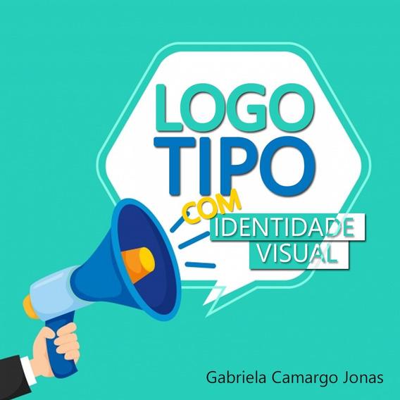 Logotipo Com Identidade Visual