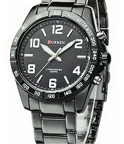 Relógio Masculino Curren Analógico Casual 8107