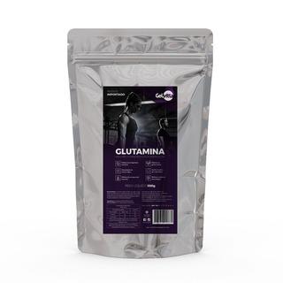 Glutamina Pura Em Pó 1 Kg L-glutamina Importada C/dosador