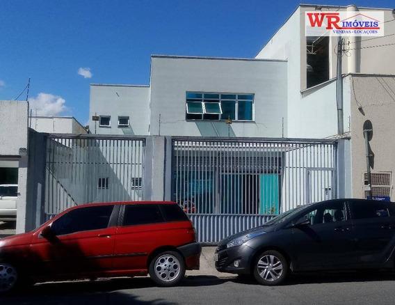 Prédio Para Alugar, 450 M² Por R$ 7.000,00/mês - Nova Petrópolis - São Bernardo Do Campo/sp - Pr0031