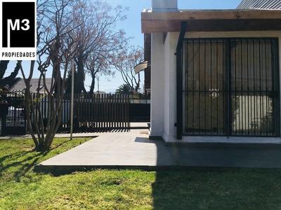 Precio Y Amplia Casa, 4d/3b + Escritorio Bocaccio / Las Condes