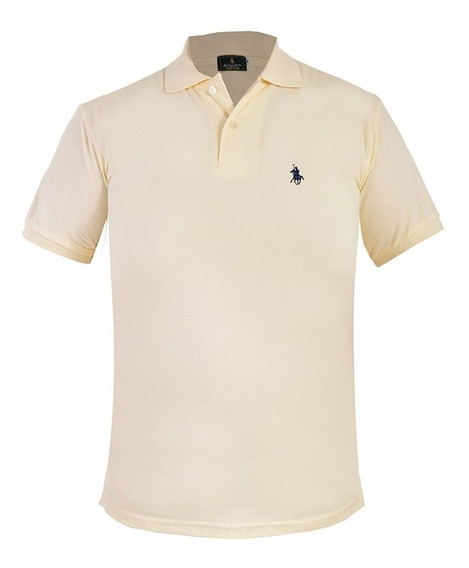 Playera Polo Club, 3 Piezas Tallas Especiales X1, X2, X3