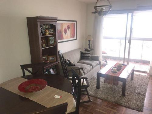 Venta De Apartamento Un Dormitorio En Pocitos, Montevideo