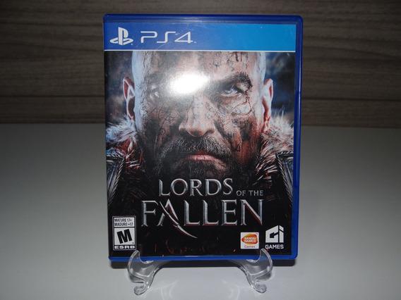 Lords Of The Fallen Ps4 Midia Fisica Original