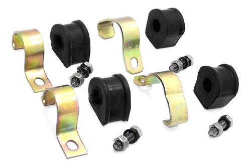Buje Barra Estabilizadora Volkswagen Gol/etc. Kit Completo