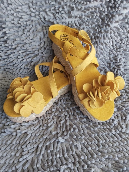 Sandalias Dama Plataforma Mujer Moda Calzado Fabricante