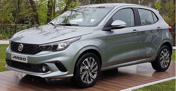 Fiat Argo Drive 0km $65.000 Y Cuotas 0% Plan Nacional E-