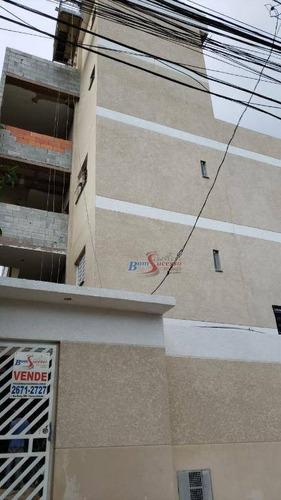 Apartamento Com 2 Dormitórios À Venda, 45 M² Por R$ 190.000,00 - Itaquera - São Paulo/sp - Ap2613
