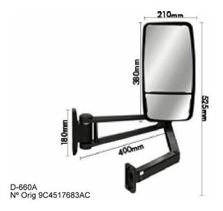 Vidrio pulido a la izquierda para Dacia Logan Sandero espejo convexo de vidrio
