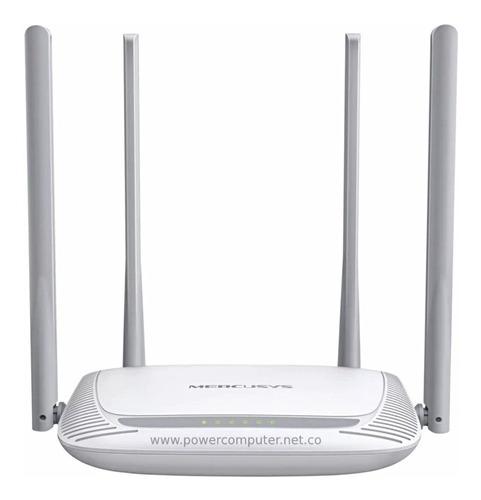 Router Extensor Wds Wifi Mw325r 4 Antenas 5dbi  Mercusys