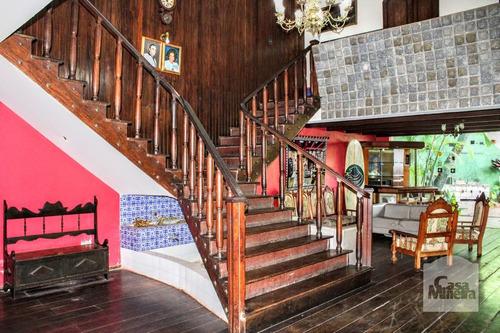 Casa À Venda No Mangabeiras - Código 250747 - 250747