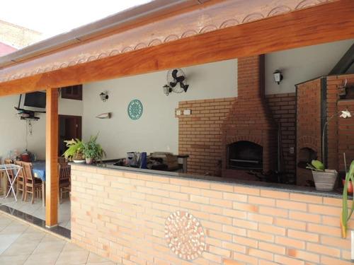 Imagem 1 de 18 de Casa Com 3 Dormitórios À Venda, 198 M² Por R$ 700.000,00 - Jardim Itapuã - Rio Claro/sp - Ca0271