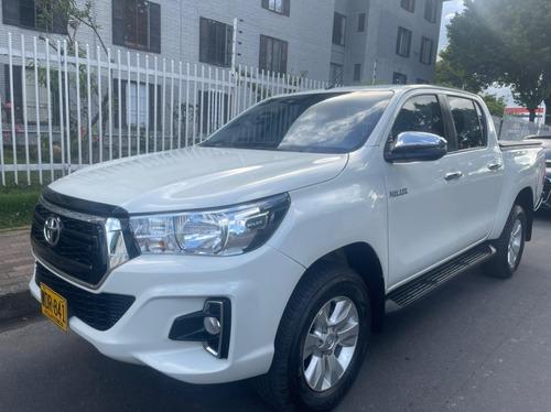 Toyota Hilux Diesel 2.400 Cc 4x4