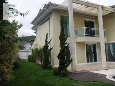 Casa , 5 Quartos Freguesia Condomínio Pedras Douradas - Codigo: Ca0204 - Ca0204