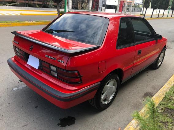 Chrysler, Shadow Gts, 1989, (turbo)