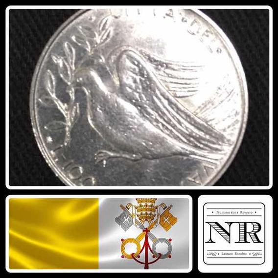 Vaticano - 100 Liras - Año 1971 - Papa Pablo Vi - Km# 122