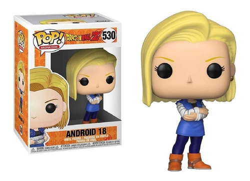 Funko Pop Dragon Ball Z Android 18 (530)