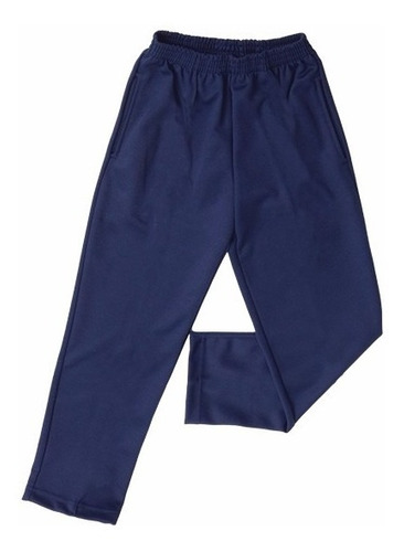 Pantalón Acetato Sin Frisa Ely Talle S Al Xl