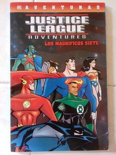 Justice League Adventures Los Magnificos Siete