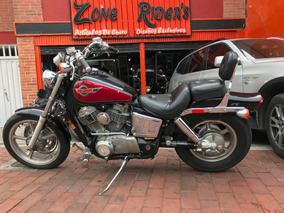 Honda Shadow 1100 1994 Remate De Dian 6449 Kilometros