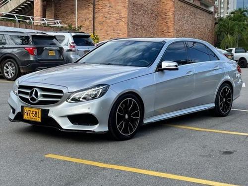 Mercedes Benz Clase E E250 Amg Turbo Impecable En Todo