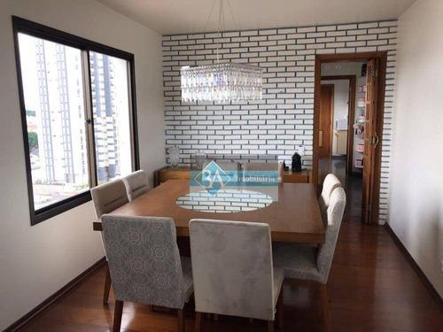 Imagem 1 de 27 de Apartamento Residencial À Venda, Tatuapé, São Paulo. - Ap1810
