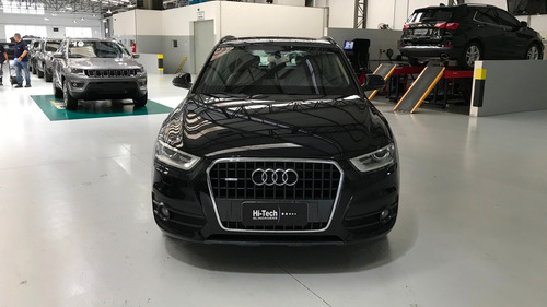 Audi Q3 2.0 Tfsi Ambiente S-tronic Quattro - Blindado