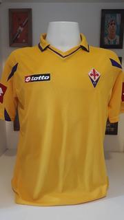 Camisa Fiorentina 2011 Lotto
