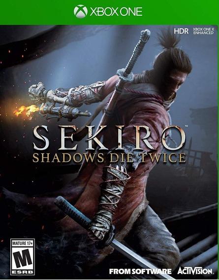 Sekiro Xbox One + 1 Jogo Brinde**