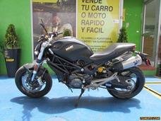 Ducati Monster 696 2009 Como Nueva