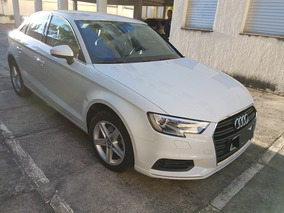 Audi A3 1.4 Tfsi Attraction Tiptronic Bco Couro 2017