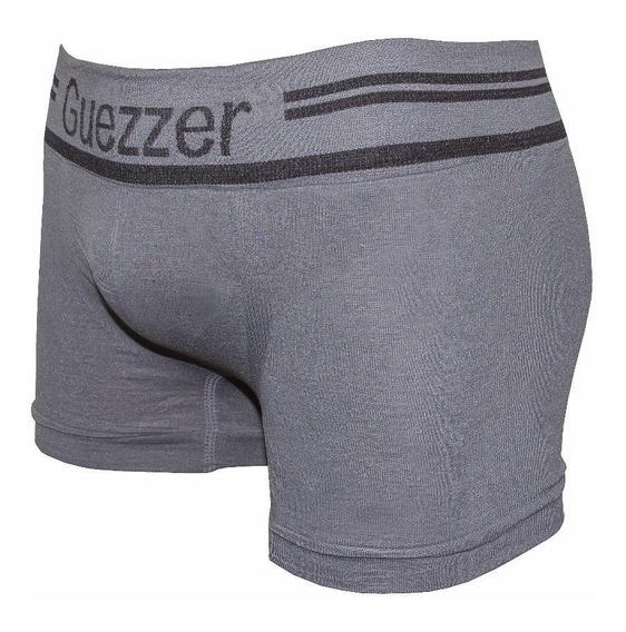 Kit 24 Cuecas Boxer Guezzer Sem Costura