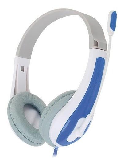 Fone De Ouvido Headset Hit Rosa C/ Microfone