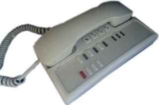 Teléfono Teledex Nugget 3 Ash