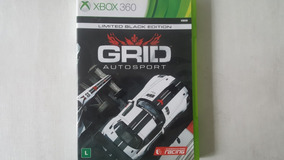 Grid Auto Sport - Xbox 360 - Original - Mídia Física