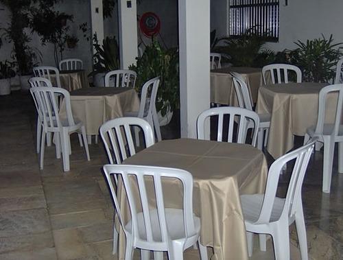 Mesas, Cadeiras & Toalhas Para Festas E Eventos
