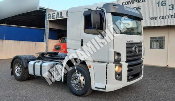 Vw 19.330 Constellation Leito Teto Baixo Completo 2014