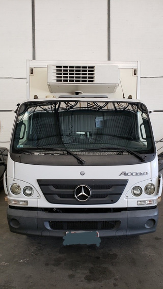 Mercedes-benz Accelo 815 Refrigerado