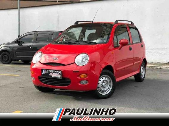 Chery Qq 1.1 12v 69cv 5p Gasolina 2011/2012