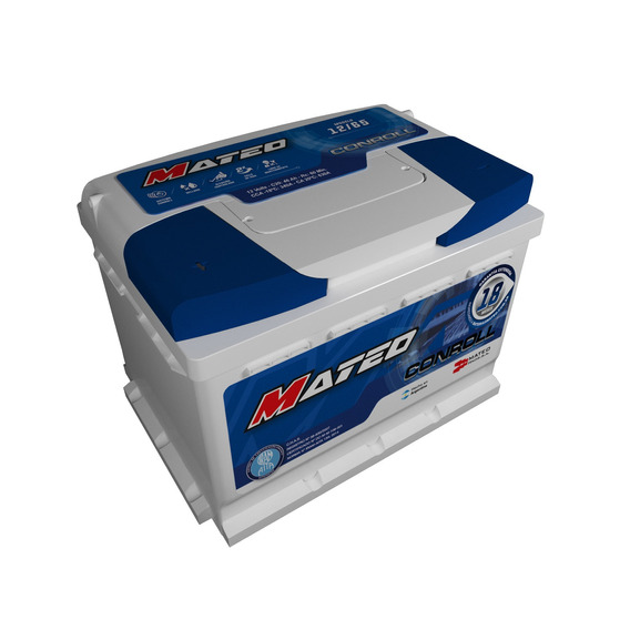 Bateria Mateo 12x65 Nafta Chevrolet Tigra