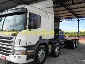 Scania P-310 / P310 8x2 Bitruck