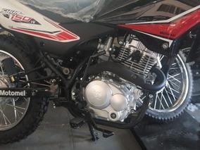 Motomel Skua 150cc V6 .. 0km..super Precios Al Contado